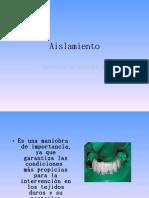 aiislamientO