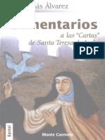 2012 - Comentarios a Las Cartas de Santa Teresa de Jesus1