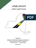 Ulster Traffic Safety Data-12