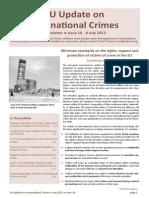 EU Update UJ Newsletter July2013 Amended