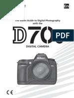 Nikon D70 Manual