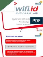 Presentasi Product @Wifi.id