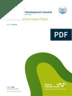 Settlement Information Paper