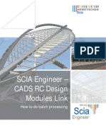 SCIA Engineer CADS RC Designers Link Enu