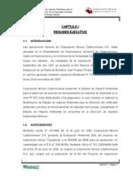 2da Modific EIA Reinicio Labores Amplia Capac Isntala Planta Beneficio
