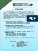 Comunicado_II Tramo de Ley 29944