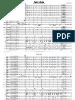 Cerezo Rosa Big Band Chart