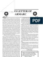 Sept 2009 Armarc News Letter