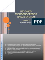 CHP 2-Number System