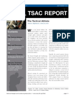 Nsca Tsac Report 1