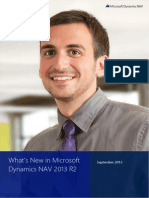 Whats New in Ms Dynamics Nav