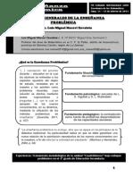 ASPECTOS GENERALES DE LA ENSEÑANZA PROBLÉMICA