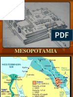 Sejarah Seni Rupa Mesopotamia