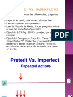 Cap 8 Pret vs Imperf