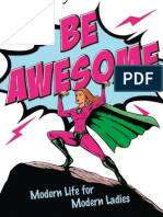 Be Awesome by Hadley Freeman - an extract