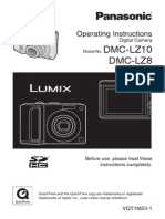 Panasonic DMC-LZ10 Photographer´s  Guide