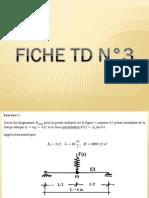 Solution de la fiche TD N°3