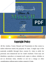 Dawn in Makkah- Presentation