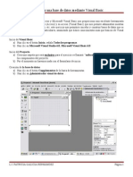 BD en Visual Basic
