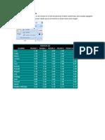4.0  Formatos Generales