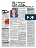 Glens Falls Chronicle Elise Stefanik Profile 2-13-14