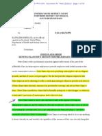 Order Denying Notre Dame PI Motion (Ig Markup)