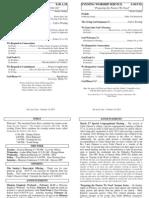 Cedar Bulletin Page - 02-16-14