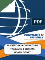Rescisao Contrato Trabalho - RCT