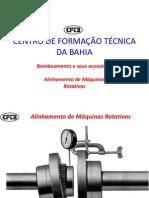 ALINHAMENTO DE MAQUINAS CENTRO DE FORMAÇÃO TÉCNICA DA BAHIA (2)