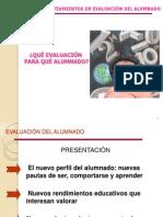 NUEVOS PLANTEAMIENTOS EN EVALUACIÓN DEL ALUMNADO