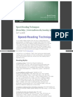 Pianoer Wordpress Com 2006-02-05 Speed Reading Techniques