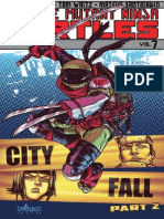 Teenage Mutant Ninja Turtles, Vol. 7