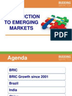Emerging Markets Introduction
