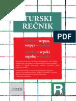 TURSKO-SRPSKI-REČNIK