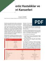 Prekanseröz Hastalıklar ve Deri Kanserleri Www.stetuskop.com 1 (3)