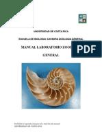 Manual Laboratorio Zoologia