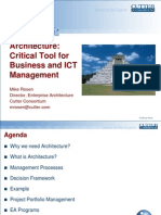 Critical Tool for Bisiness and ICT Managemnet