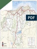 Modelo Guantera Mapa