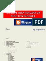 06 Creacion de Un Blog Con Blogger