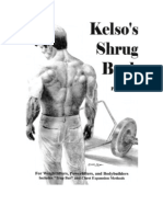 Kelsos Shrug Book