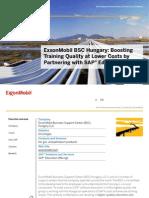 ExxonMobil BSC Hungary
