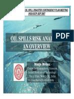 Oil Spill - Risk Analysis