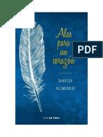177332055 Alas Para Un Corazon David Almond