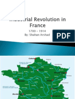 Industrial Revolution in France