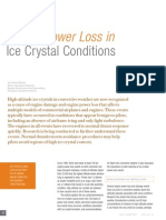 AERO Ice Cristals Power Loss