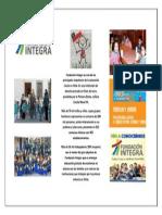 Fundación Integra es uno de los principales impulsores de la educación inicial en Chile