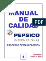 26998330 Manual de Calidad Volumen 1 Procesos de Manufactura Bebidas