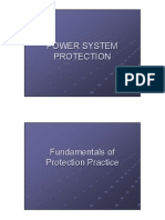 Basic Power System Protection