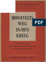 Auswärtiges Amt - Roosevelts Weg in den Krieg (1943, Scan)