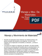 6. Manejo y Movimiento de Materiales